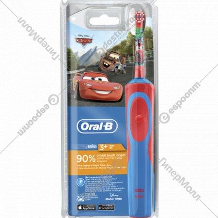 Электрическая зубная щетка «Oral-B» тачки.