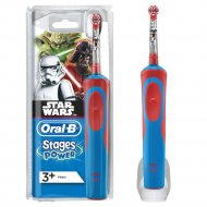 Детская электрическоц щетка «Oral-B» Звездные Войны.