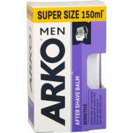 Бальзам после бритья «Arko» Men для чувствительной кожи, 150 мл.