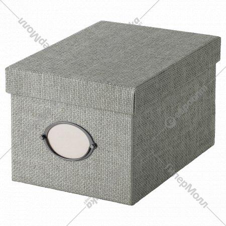 Коробка с крышкой «Кварник».