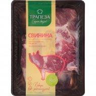 Полуфабрикат из свинины «Реберные пластины для запекания» 1 кг