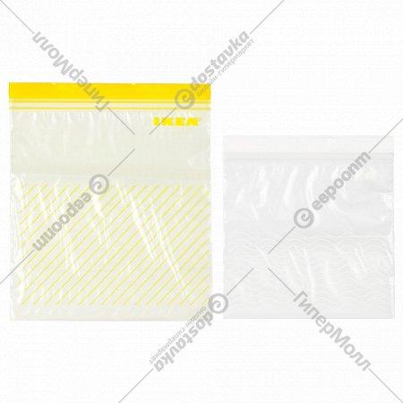Пакет пластиковый «Ikea» истад, 50 шт.