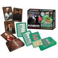 Настольная игра 2 в 1 «Русский стиль» Мафия + Пати-крокодил, 03730