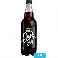 Квас брожения «Алiварскi квас чорны «Dark Side» 1 л