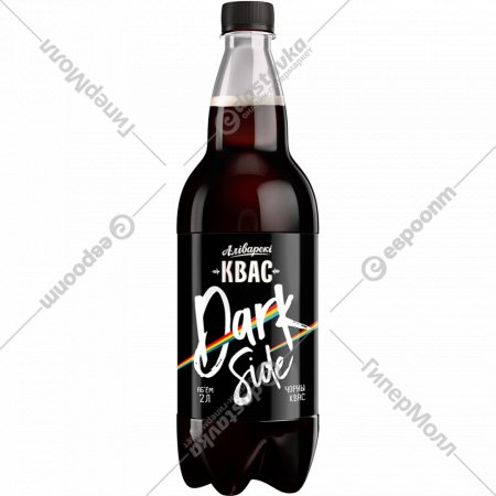Квас брожения «Алiварскi квас чорны «Dark Side» 2 л.