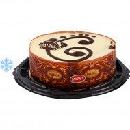 Торт «Три шоколада» замороженный, 900 г.
