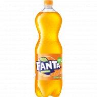 Напиток «Fanta» апельсин 1.5 л.