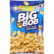 Арахис «Big Bob» жареный соленый, 130 г.