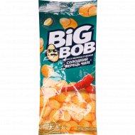 Арахис жареный «Big Bob» сладкий перец чили, 60 г.