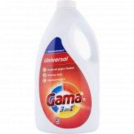 Гель для стирки «Gama» универсальный, 5 л