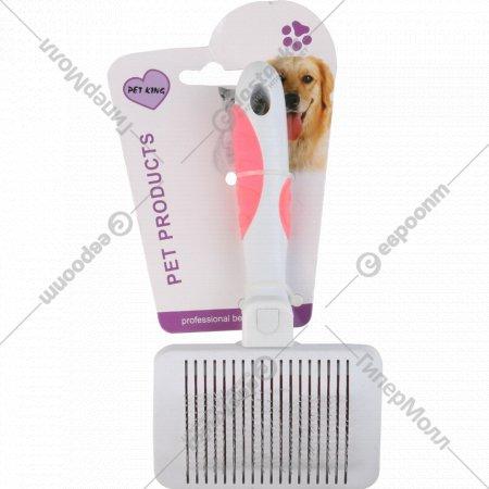 Пуходерка «Pet Brush» самоочищающаяся.