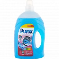 Средство моющее синтетическое «Purox» жидкое Color, 4.3 л