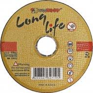 Диск отрезной «Lugaabrasiv» 4603347224946, 400х4.0x32.0 мм