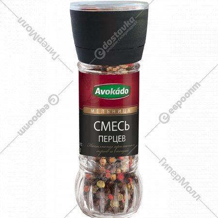 Приправа «Avokado» смесь перцев, 40 г.
