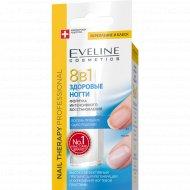 Лак «Eveline» 8 в 1, 12 мл.