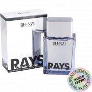 Вода парфюмерная для мужчин «Day & Night Rays» 100 мл.