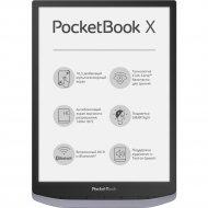 Электронная книга «Pocketbook» 1040 InkPad X Metallic Grey.