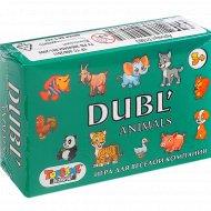 Игра для веселой компании «Дубль. Животные».