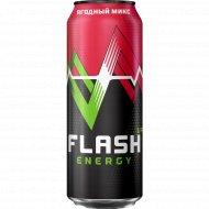 Напиток энергетический «Flash up energy» ягодный микс, 0.45 л