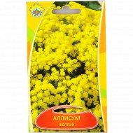 Семена алиссум «Желтый» 0.2 г.