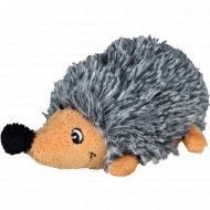 Игрушка из плюша для собаки «Trixie» еж, без звука, 12 см.