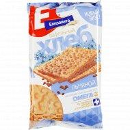 Хлебцы хрустящие «Елизавета» вафельные льняные, 55 г