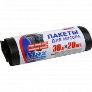 Пакеты для мусора «Avikomp» повышенной прочности, 30 л, 20 шт.