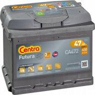 Аккумулятор автомобильный «Centra» Futura CA472, 47Ah