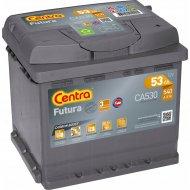 Аккумулятор автомобильный «Centra» Futura CA530, 53Ah