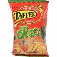 Картофельные чипсы «San Diego» со вкусом томатов, 75 г.