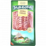 Продукт из свинины «Шейка свиная» сырокопченая, 250 г.