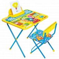 Комплект детской мебели «Фиксики» Ф1А.