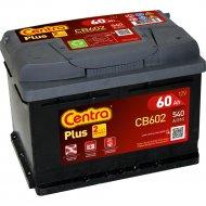Аккумулятор автомобильный «Centra» Plus CB602, 60Ah