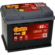 Аккумулятор автомобильный «Centra» Plus CB620, 62Ah