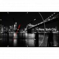 Часы настенные «Нью-Йорк».