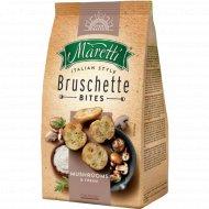 Сухарики «Bruschette» грибы со сметаной 70 г