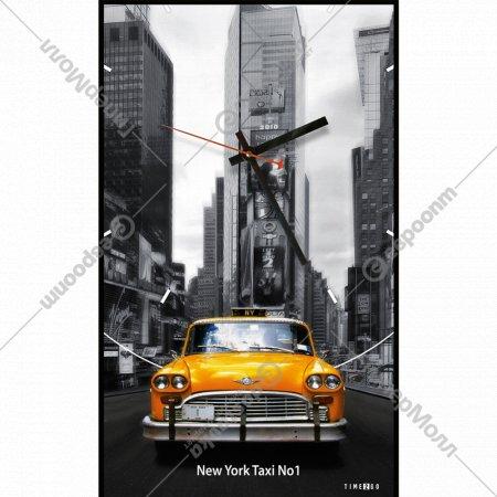 Часы настенные «Такси».