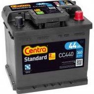 Аккумулятор автомобильный «Centra» Standard, 44Ah, CC440
