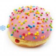 Пончик «Радужный сюрприз» замороженный, 72 г.