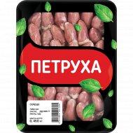Сердце цыплят-бройлеров «Петруха», охлаждённое, 450 г.