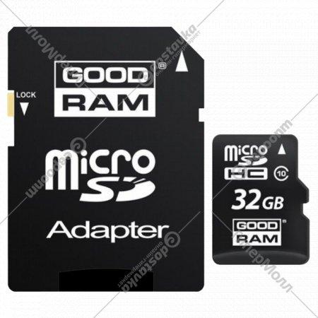 Карта памяти «Goodram» 32GB, M1AA-0320R12.