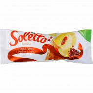 Мороженое «Soletto» гранат и лимон, 75 г.