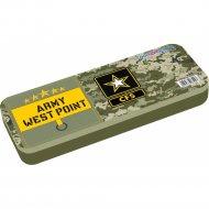 Пенал пластиковый «CFS West Point» 2 отделения, 85576.