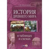 Книга «История Древнего мира в таблицах и схемах».