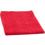 Полотенце «Barakat-Tex» ВТ70-140Г-109, красный, 70х140 см