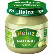Пюре «Heinz» кабачки, 80 г.