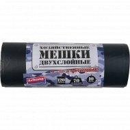 Мешки для мусора «Avikomp» 120 л, 70 кг, 10 шт.
