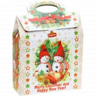 Новогодний набор «Новогодняя сумочка» 700 г.