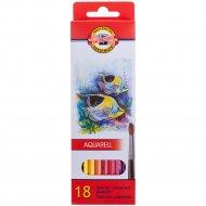 Набор цветных карандашей «Koh-I-Noor» 3717018004, 18 цветов
