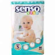 Подгузники «Senso» размер 5, 11-25 кг, 56 шт.